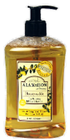 A La Maison Honeysuckle French Liquid Soap