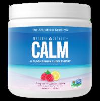 Natural Vitality Calm Raspberry Lemon Drink Mix