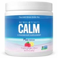 Natural Vitality Natural Calm Plus Calcium Raspberry- Lemon Anti-Stress Drink Mix