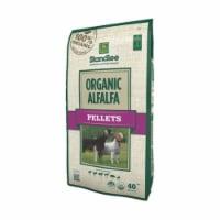 Standlee Hay 249048 40 lbs Premium Organic Alfalfa Pellets - 1