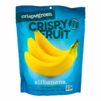 Crispy Green Crispy Fruit Freeze Dried Bananas