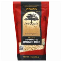 Truroots Organic Whole Grain Germinated Brown Rice