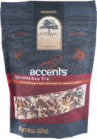 truRoots Accents Organic Sprouted Rice Trio - 8 oz