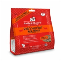 PF 84000029 3.5 oz Stella & Chewys Freeze Dried Super Beef Meal Mixer - 8 per Case - 1