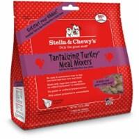 PF 84000044 3.5 oz Freeze Dried Turkey Meal Mixers - 8 per Case - 1