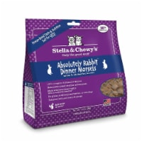 Stell1 860243 Freeze Dried Food For Cat - Rabbit, 3.5 oz. - 1