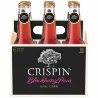 Crispin Blackberry Pear Gluten Free Hard Cider
