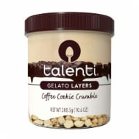 Talenti Gelato Layers Coffee Cookie Crumble Ice Cream
