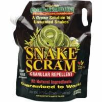 Snake Scram 3.5 Lb. Granular Snake Repellent 16003
