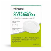 Antifungal Soap by Terrasil with Natural Ingredients for Daily Use - 75gm Bar - 75 grams