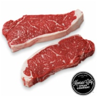 Kansas City Steak Strip Steaks 4 Count (Approximate Delivery is 3 - 8 Days)