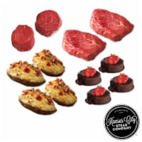 Kansas City Steak Steak Lover's Meal (Approximate Delivery 3 – 8 Days)