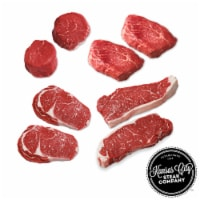 Kansas City Steaks Essential Duo Jr (Approximate Delivery 3-8 Days)