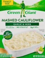 Mariano S Green Giant Garlic Herb Mashed Cauliflower 20 Oz