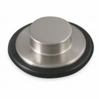 Sim Supply Stopper,Stainless Steel,Pipe 3-1/3 In  1PPJ4 - 1