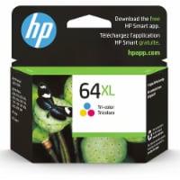 HP 64XL Original Ink Cartridge - Tri-Color