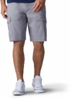Lee Men's Extreme Motion Swope Shorts - Silver