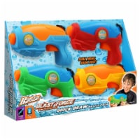 Banzai Quick Draw Water Blaster Battle