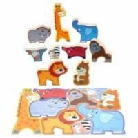playgo 1998 Wild Safari Puzzle