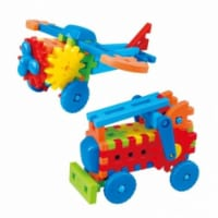 playgo 2023 Little Engineer Fighter Jet & Fire Engine
