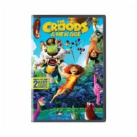 The Croods: A New Age (2020 - DVD)