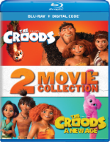 The Croods and The Croods 2: A New Age (Blu-Ray)