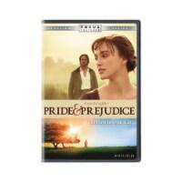 Pride & Prejudice (2005 - DVD)