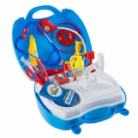 Hey Play 80-FA897650 Doctor Kit for Kids Complete Pretend Play Doctor Toy Set Including Carry - 15