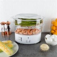 Classic Cuisine 82-KIT1012 6.3 qt. Vegetable Steamer Rice Cooker - 1