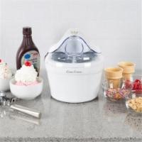 Classic Cuisine 82-KIT1017 Ice Cream Maker by Classic Cuisine, White