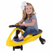 Ride on Toy Zig Zag Twist car Wiggle No Batteries No Gears No Pedals Kids Energy Operated - 1 unit