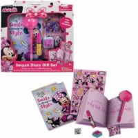 Minnie Mouse Diary Set in Box - 1