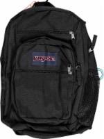 JanSport Student Backpack - Black - 1 ct