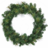 Southern Peace Artificial Holiday Wreath - 48 in