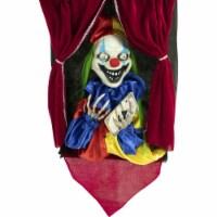 Haunted Hill Farm Animatronic Clown Halloween Decoration