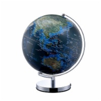 Globe Accent Decor with Inbuilt LED, Blue and Green - 1