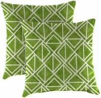 Jordan Manufacturing Toss Pillow - Lanova Palm