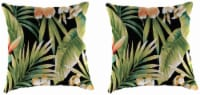 Jordan Manufacturing Toss Pillow - Cypress Midnight