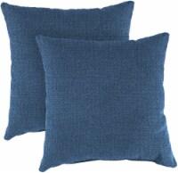 Jordan Manufacturing Outdoor Square Toss Pillows - McHusk Capri
