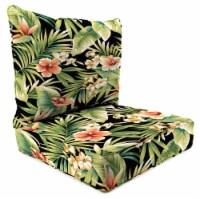 Jordan Manufacturing Deep Seat Pillow Back Set - Cypress Midnight