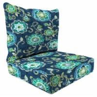 Jordan Manufacturing Fanfare Capri Outdoor Deep Seat Chair Cushion