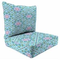 Jordan Manufacturing Medlo Island Outdoor Deep Seat Chair Cushion