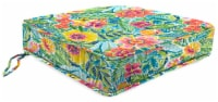 Jordan Manufacturing Pensacola Multi Outdoor Boxed Edge Deep Seat Cushion