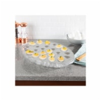 Classic Cuisine Cold Deviled Egg Tray