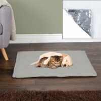 Self Warming Pet Crate Pad- Self Heating Thermal Bed Liner for Dogs, Cats, Pets 36 x 24 - 1 unit