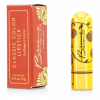 Besame Cosmetics Classic Color Lipstick  Red Hot Red 3.5g/0.12oz - 3.5g/0.12oz