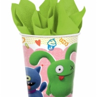Amscan 310992 9 oz Ugly Dolls Movie Cups - Pack of 8