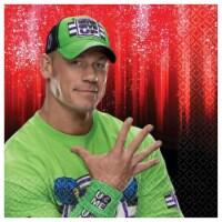 Amscan 636332 WWE Wrestling Smash Lunch Napkin