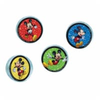 Amscan 639429 Mickey Mouse Forever Bounce Balls - 4 Piece