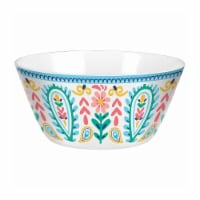 Amscan 634822 Boho Vibes Salad Bowl